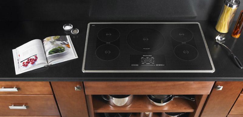 Qual o melhor cooktop de indução de 5 bocas?