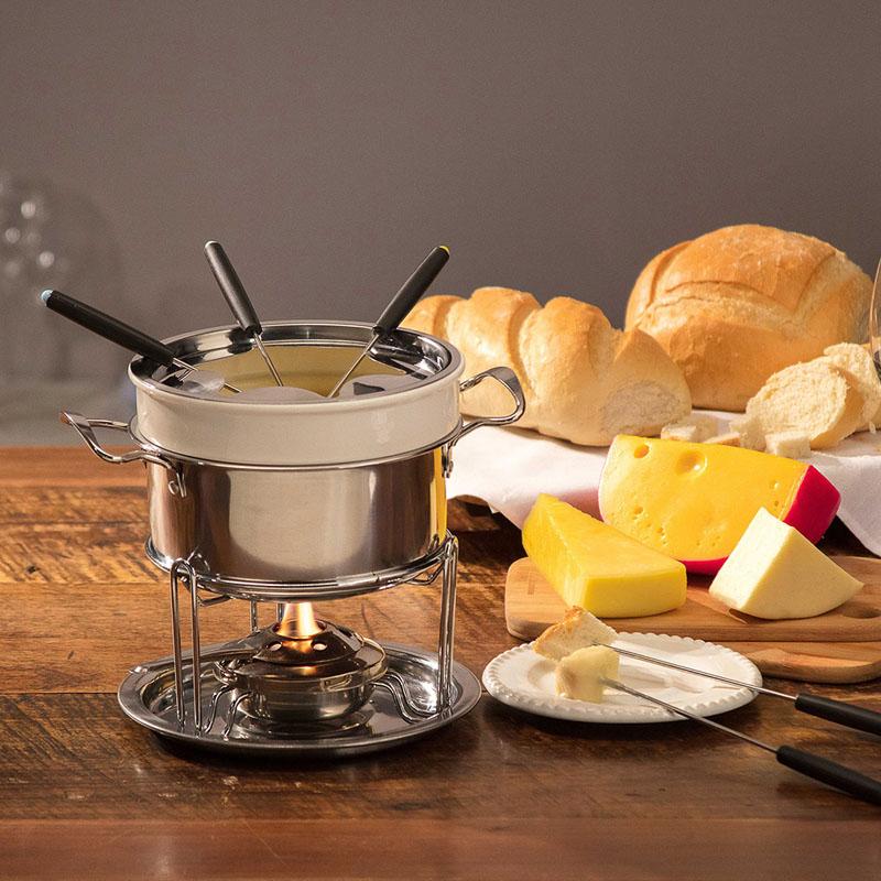 Qual a melhor panela para fondue?