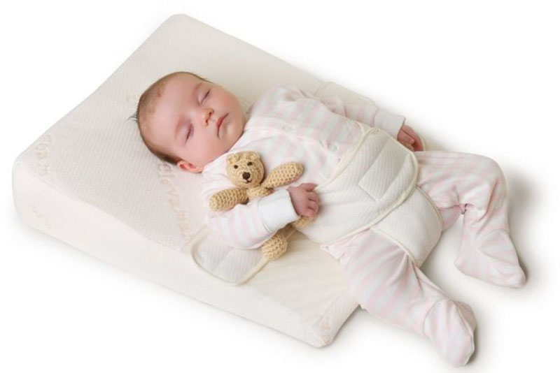 Travesseiro anti-refluxo