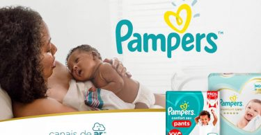 Fralda Pampers é boa mesmo?