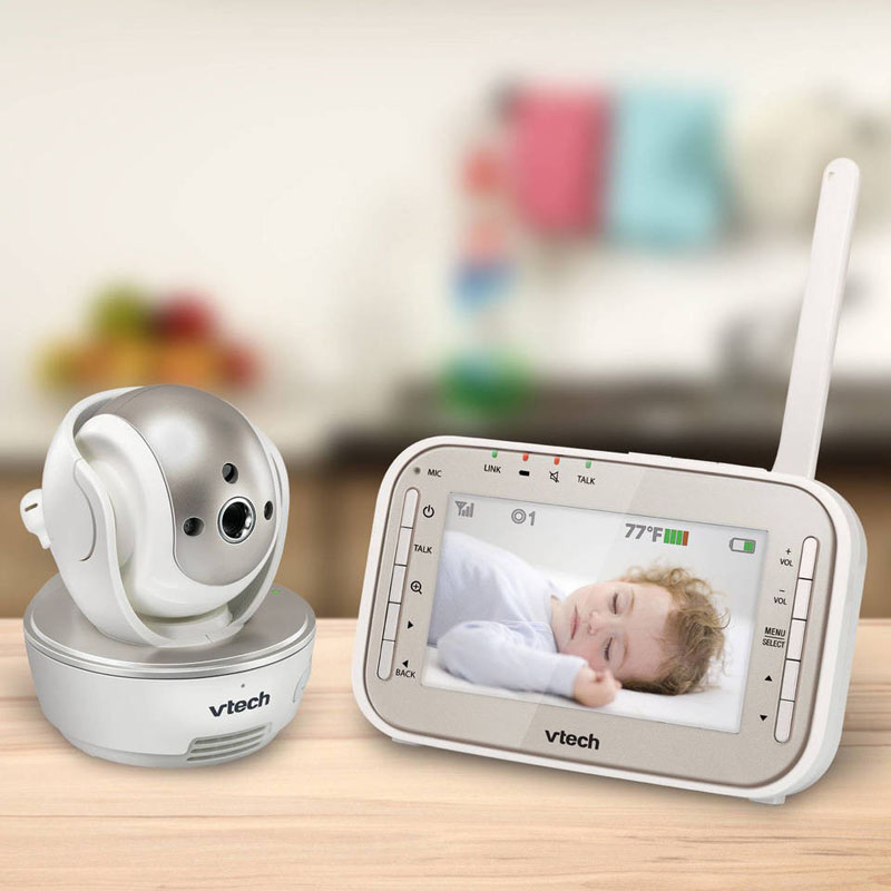 Melhor babá eletrônica