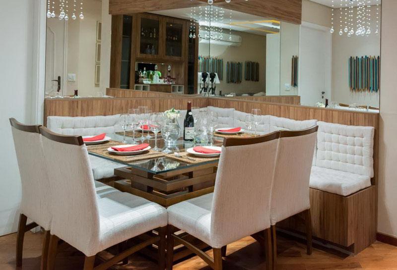 Melhor mesa de jantar