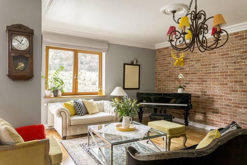 Como montar a sala de estar?