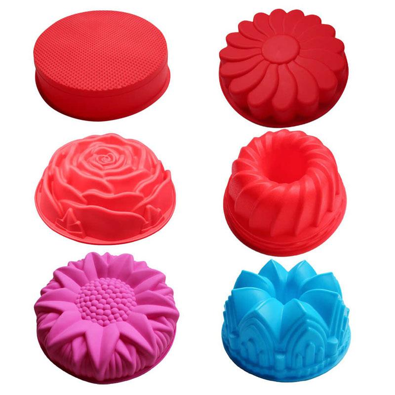 Melhores formas de silicone